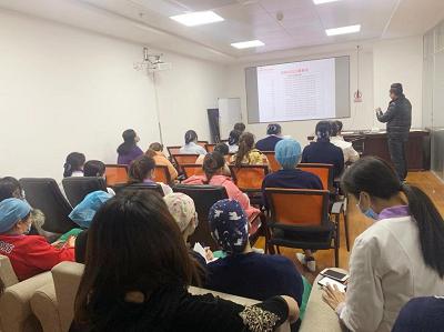 杭州红房子开展医保专项培训 只为女性就医更舒心
