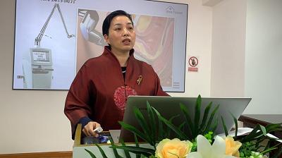 杭州红房子医生直播 实时解答女性健康热点问题